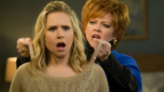 Kristen Bell: 'The Boss' scene when she feels up Melissa McCarthy 'got real intimate real quick'