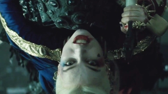 Harley Quinn continues to dominate in new 'Suicide Squad' trailer