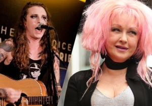 Against Me! And Cyndi Lauper Are Protesting North Carolina's Anti-LGBT Laws In A Different Way