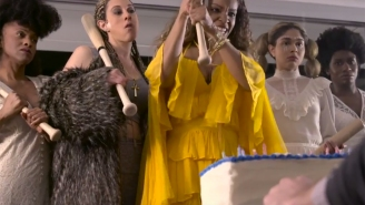 Seth Meyers had the best late night take on Beyonce's 'Lemonade'