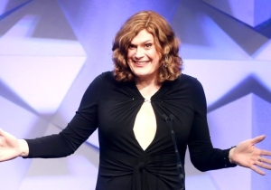 Lilly Wachowski At The GLAAD Awards: 'Love Is A Crucial Thing For Transgender People'