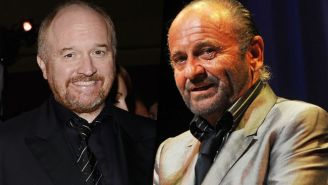 Joe Pesci Told Louis C.K. He's 'No Good' At Stand-up Before Lecturing Him On Pleasing A Lady
