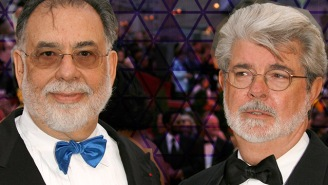 How Francis Ford Coppola Helped 'Kid Brother' George Lucas Become A Filmmaker