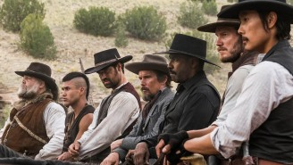 Dear Hollywood, 'The Magnificent Seven' proves y'all CAN care about inclusion