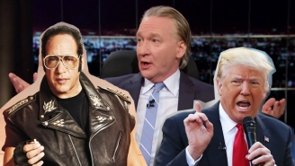 Bill Maher Finally Makes The Logical Comparison Between Donald Trump And Andrew Dice Clay