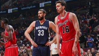 Marc Gasol Bizarrely Keeps Pushing His Older Brother To Sign With His Team's Biggest Rival