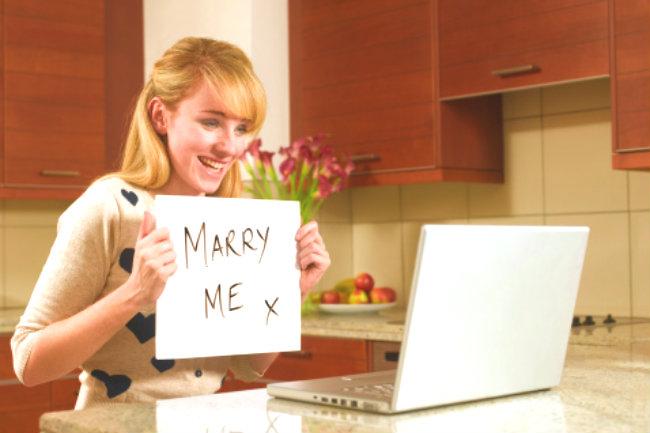 Marry Me Laptop