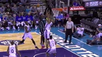 Marvin Williams' Poster Dunk On Carl Landry Reminds Why He's A Former Second Overall Pick