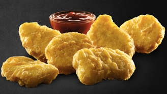 McDonald's Could Be Rolling Out 'Cleaner' McNuggets In Time For The Olympics