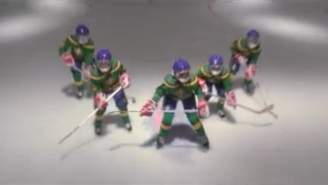 The Mighty Ducks 'Flying V' Is Bullsh*t And So Is Gordon Bombay's Legacy