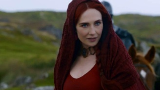 Prepare For A Very Different Melisandre In 'Game Of Thrones' Season Six
