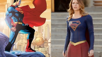 Supergirl: Superman may be making an appearance!