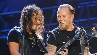 Metallica's New Album Has A Release Date, But It's Not Quite Done Yet