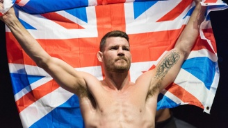 UFC Champion Michael Bisping Will Take On Dan Henderson In His First Title Defense