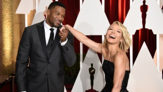 Michael Strahan Will Be Leaving 'Live! With Kelly And Michael' A Lot Sooner Than First Thought