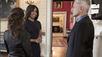 Michelle Obama's Next TV Guest Spot Will Shine A Light On The Military