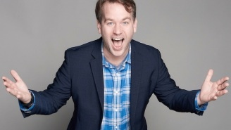 It's Impossible Not To Laugh While Interviewing Mike Birbiglia