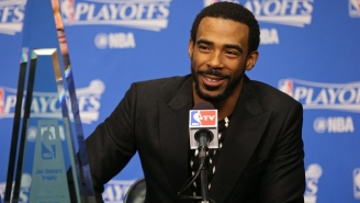 If Mike Conley Doesn't Re-Sign In Memphis, Tony Allen Predicted A Flagrant Foul In His Future