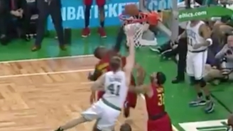 Paul Millsap Is Throwing His Own Personal Block Party Against The Celtics