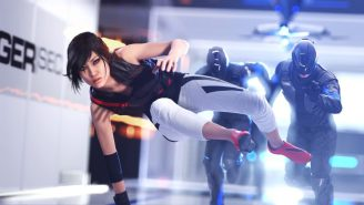 Preview: 'Mirror's Edge: Catalyst' Is A Game That Wants You To Run, Not Fight