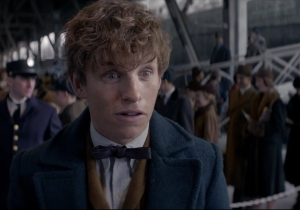 The new 'Fantastic Beasts' trailer teases more of Rowling's growing world
