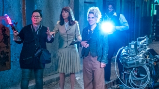 New details from the female 'Ghostbusters' reboot; don't worry men, the original still exists