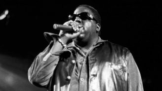 Diddy Says The Wound From Losing Biggie Still Hasn't Healed 20 Years Later In An Emotion-Packed Tribute
