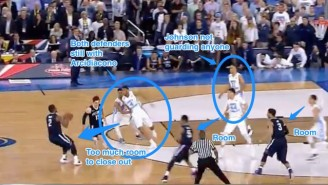 An In-Depth Look At What Happened On The Final Two Plays Of An Unforgettable NCAA Title Game