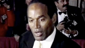 O.J. Simpson Had Sage Words For Donald Trump At His 1993 Wedding To Marla Maples