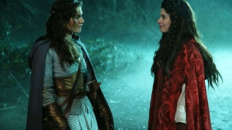 ABC's 'Once Upon a Time' Imagines Dorothy And Red Riding Hood In A Lesbian Romance