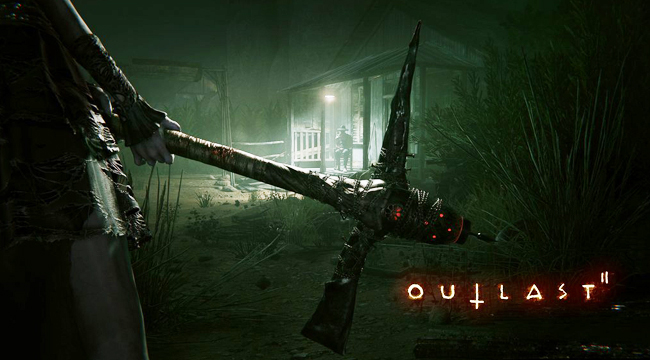 The First Gameplay Of 'Outlast 2' Is Here, And It's As Horrifying As You'd Expect