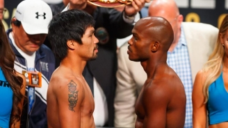 Manny Pacquiao Caps His Career With A Brilliant Victory Over Timothy Bradley