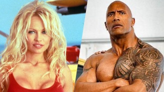 Pamela Anderson Officially Joins The Cast Of The 'Baywatch' Movie