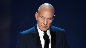 Patrick Stewart Shows Off His Acting Skills By Paying Tribute To William Shakespeare