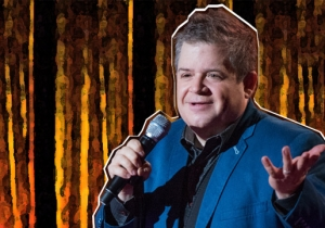 Patton Oswalt On Fatherhood, Donald Trump, And Whether He'd Ever Play Colonel Sanders