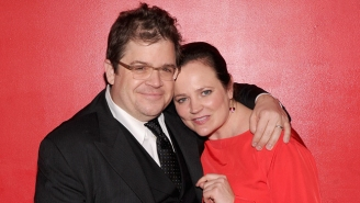 Patton Oswalt's Friends Express Condolences And Sadness Following News Of His Wife's Death