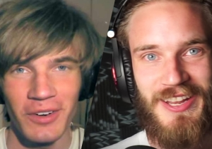 Pewdiepie Has Changed, And No One Is Happier About That Than Pewdiepie