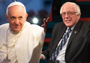 Bernie Sanders Accepts An Invitation To Visit The Vatican Before The New York Primary