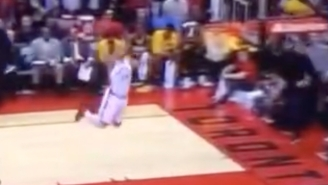 Norman Powell Made Air Canada Centre Erupt With This Gravity-Defying, Game-Tying Dunk