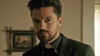 Something dangerous is loose in the latest trailer for AMC's 'Preacher'