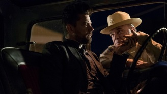 'Preacher' Promises To Save Us All In This Bloody New Promo