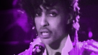 The Behind-The-Scenes Story Of Prince's 'Little Red Corvette' Video
