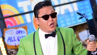 Psy's 'Gangnam Style' Is Somehow Still Incredibly Popular, Four Years On