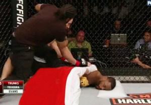 The Rashad Evans Knockout Led To Some Phenomenal Photoshops