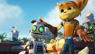 Ratchet & Clank teach us how to be famous voiceover actors