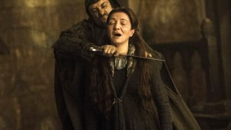 A 'Game Of Thrones' Writer Relived The Red Wedding By Live-Tweeting The Episode