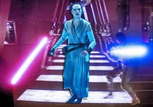 This Video Breaks Down Rey's Vision In 'The Force Awakens' And Creates More Questions Than Answers