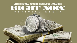 Uncle Murda ft. Future, Fabolous & Jadakiss – Right Now Remix