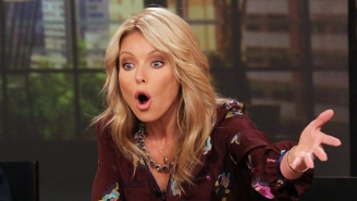 Kelly Ripa Will Return To 'Live' This Tuesday Amid Fears Of A Public Meltdown