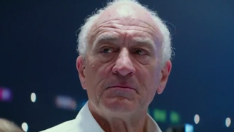 Robert De Niro Trains Roberto Duran For His Fight Against Usher In The First Trailer For 'Hands Of Stone'